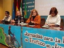 PRESENTADAS LAS JORNADAS PARA LA PREVENCION DE ACCIDENTES DE TRAFICO EN JOVENES, \